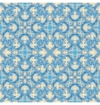 Wallpaper in the style of Baroque A seamless vector image vector image