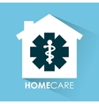 home care design vector image