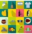 argentina set icons