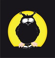 Owl 2 resize vector image vector image