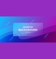 abstract modern layered background vector image vector image