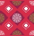 ethnic seamless pattern abstract oriental mandala vector image vector image