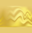 gold texture background vector image vector image