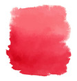 red wine watercolor gradient background vector image vector image