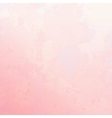 abstract pink watercolor background vector image vector image