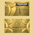 olden color business card image vector image vector image