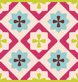 tile decorative floor tiles for pattern vector image vector image