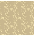 Damask seamless pattern for design vector image vector image