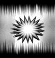 comic monochrome concept