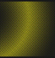 halftone square pattern background design vector image vector image