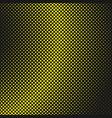 halftone square pattern background design vector image vector image