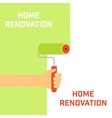 Home renovation concept