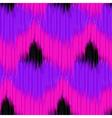 Ikat Pattern vector image vector image