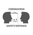 prevention tips coronavirus 2019 ncov more one vector image vector image