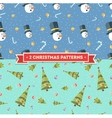 signs christmas christmas vintage background vector image vector image