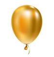 golden helium balloon birthday baloon flying