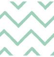hand drawn textured zig zag seamless pattern vector image