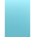 abstract striped wavy lines pattern on blue vector image