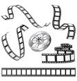 Film and roll vector | Price: 1 Credit (USD $1)