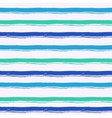 striped pattern inspired navy uniform vector image