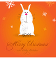 2011 christmas background vector image