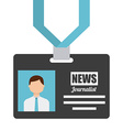 news concept vector image vector image