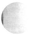 distress circular texture vector image