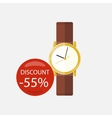 Sale of Household Appliances Watches vector image