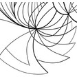 abstract drawing background vector image