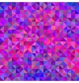 Abstract angle background in pink blue and violet vector image