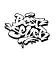 bestseller sign emblem label badgesticker vector image vector image