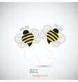 Bumbl Bee vector image