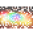 red pink green blue brown occasional opacity vector image vector image