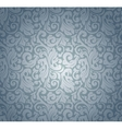 Blue pattern seamless vector image vector image