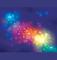 defocused background vector image vector image