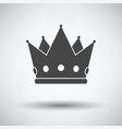 party crown icon vector image