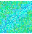 Abstract background in shades of blue and green vector image