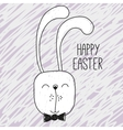 Greeting Easter Card vector image vector image