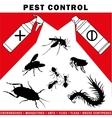 pest control vector image