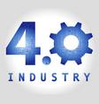 40 industry vector image vector image