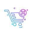 Cart icon design