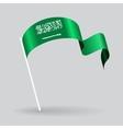 saudi arabian wavy flag