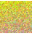 Abstract background in of pink yellow and green vector image