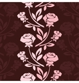 Floral seamless pattern with rose in pastel tones