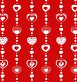 Valentine's wallpaper vector image vector image