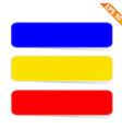 Stitch label - - EPS10 vector image