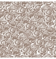 Floral background with roses seamless pattern