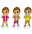 people character design vector image
