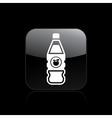 apple juice icon vector image vector image