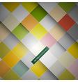 bg squares vector image